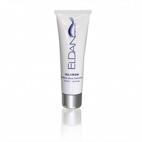 Eldan Premium ialuron treatment Ialuron serum, Флюид с гиалуроновой кислотой, 50 мл.