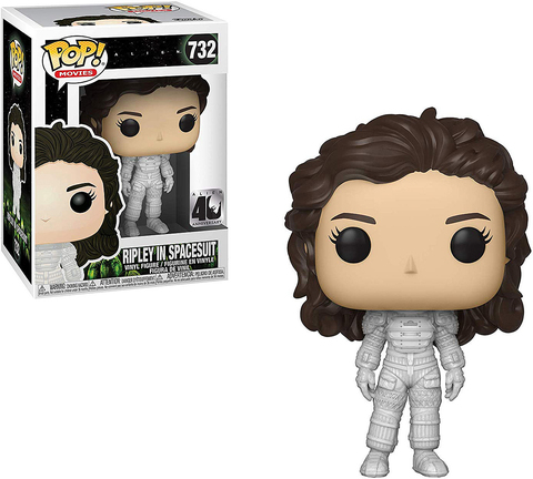 Фигурка Funko POP! Vinyl: Alien 40th: Ripley in Spacesuit 37748