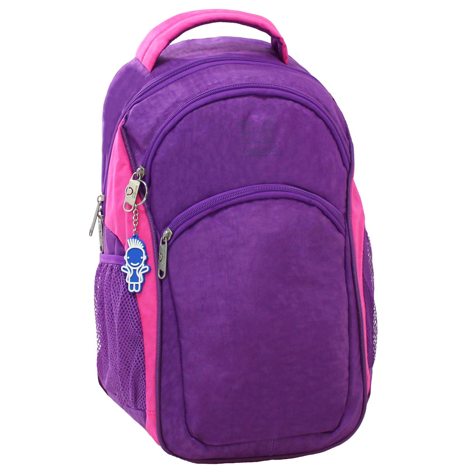 Рюкзак Bagland Лик 21 л. Фиолетовый/розовый (0055770) фото 1