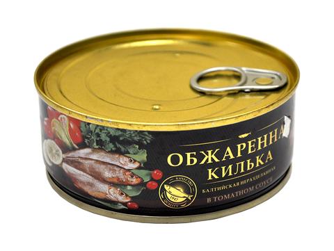 Килька балт. обжарен н/р (240г)
