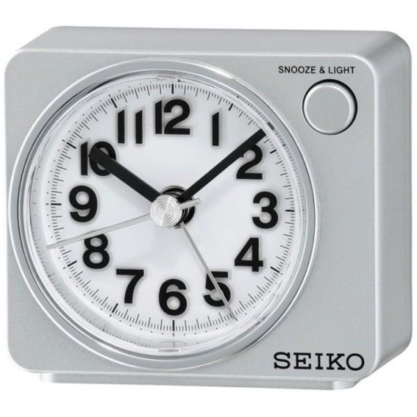Настольные часы-будильник Seiko QHE100SN