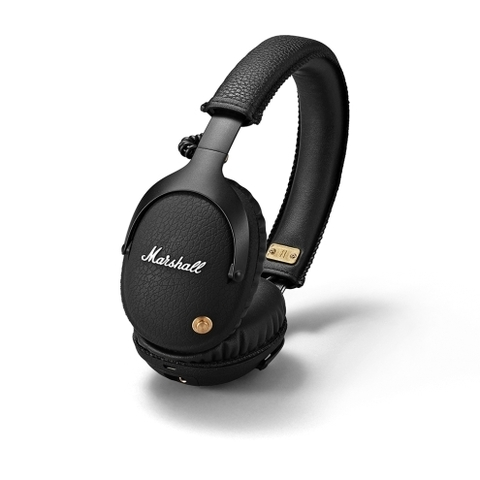 Marshall Headphones Monitor Bluetooth Black беспроводные наушники