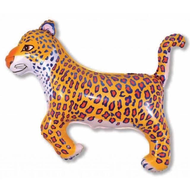 Фольгированный шар «Леопард», 91 см