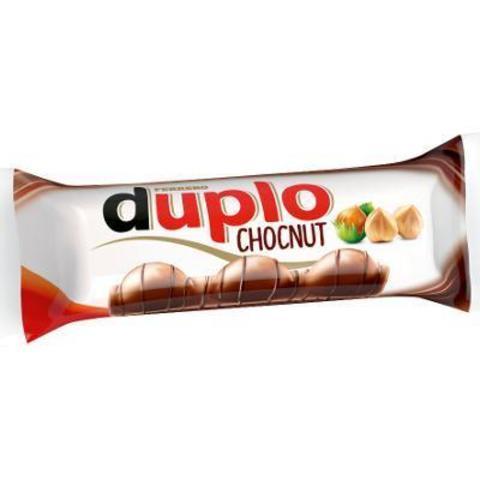 Батончик Duplo Chocnut 26 гр