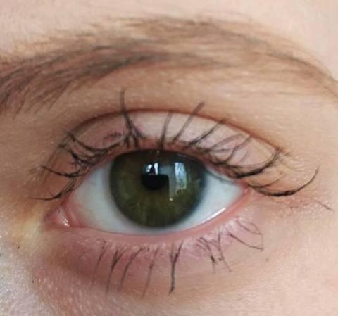 Оттеночные оливковые линзы для Светлых глаз Marquise Solo Olive