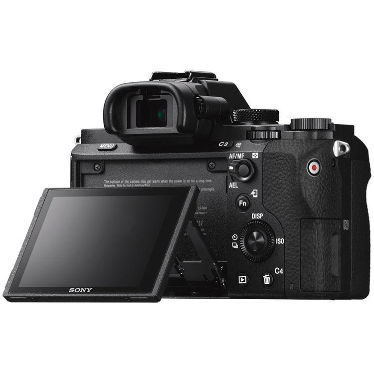 Купить Sony A7 II body без объетива в официальном интернет-магазине