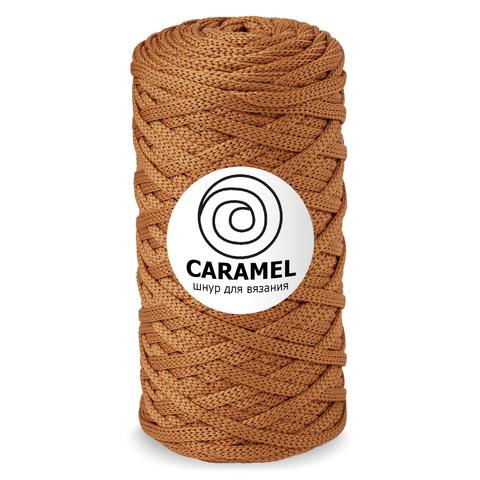 Полиэфирный шнур Caramel Хурма