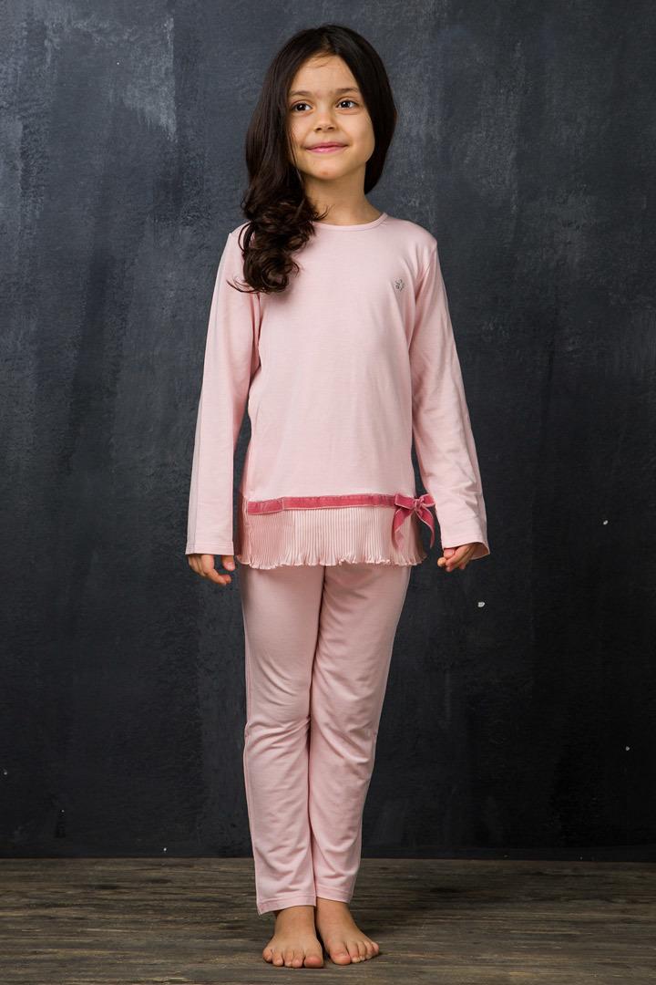 Эксклюзивный домашний костюм для девочек La Perla