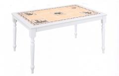 Стол с плиткой CT 3349 Белый