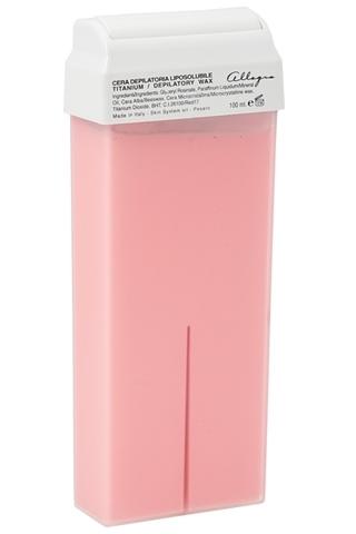 Воск для депиляции Розовый (титаниум)