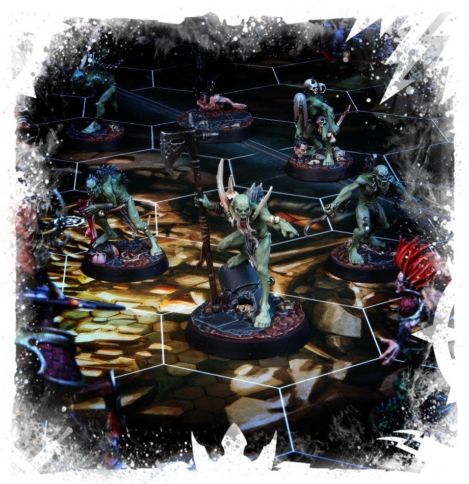 Warhammer Underworlds: Beastgrave – The Grymwatch (Русское издание)