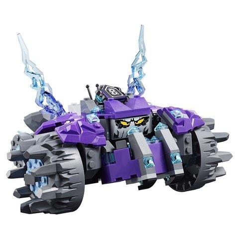 LEGO Nexo Knights: Три брата 70350 — The Three Brothers — Лего Нексо Рыцари