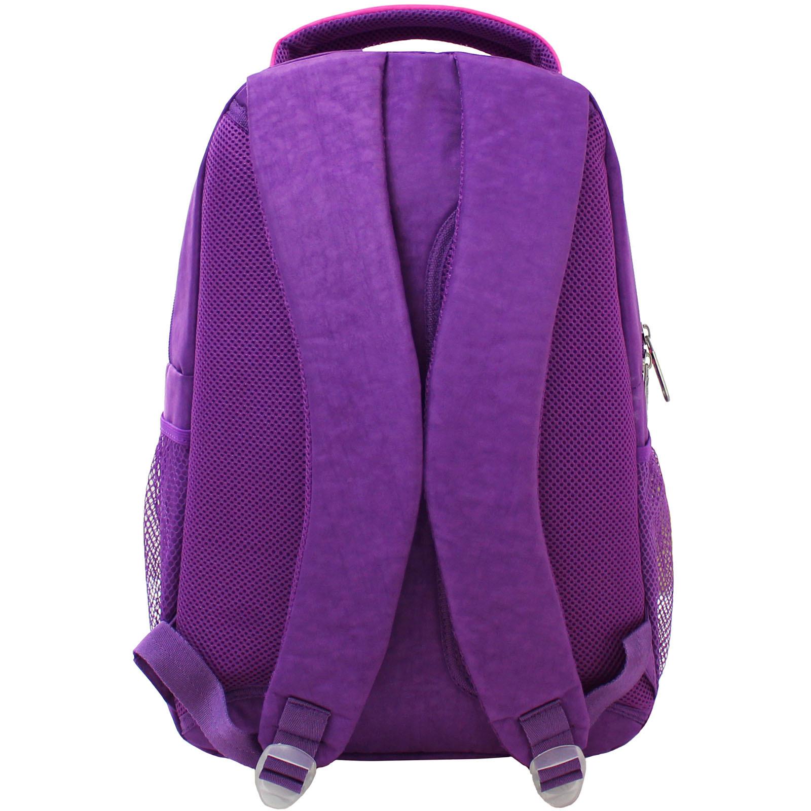 Рюкзак Bagland Лик 21 л. Фиолетовый/розовый (0055770) фото 3