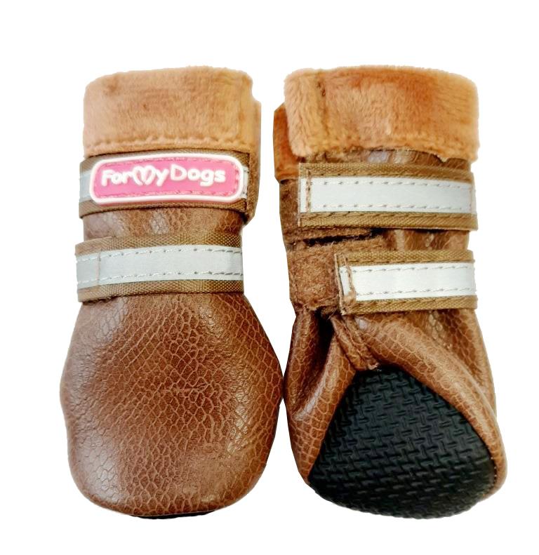Мягкие ботинки для собак