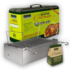Коптильня-мангал Camping World Gurman M