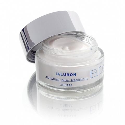 Eldan Premium Gialuron treatment Ialuron cream, Крем с гиалуроновой кислотой, 50 мл.
