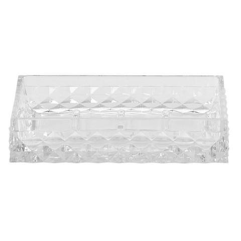 Мыльница RAPAS прозрачный, пластик