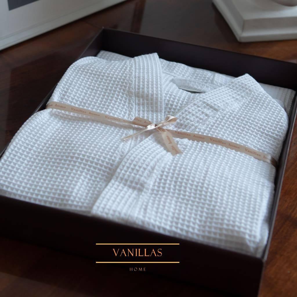 Матера вафельный халат