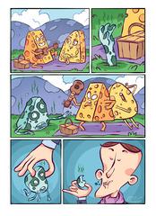 101 комикс без слов