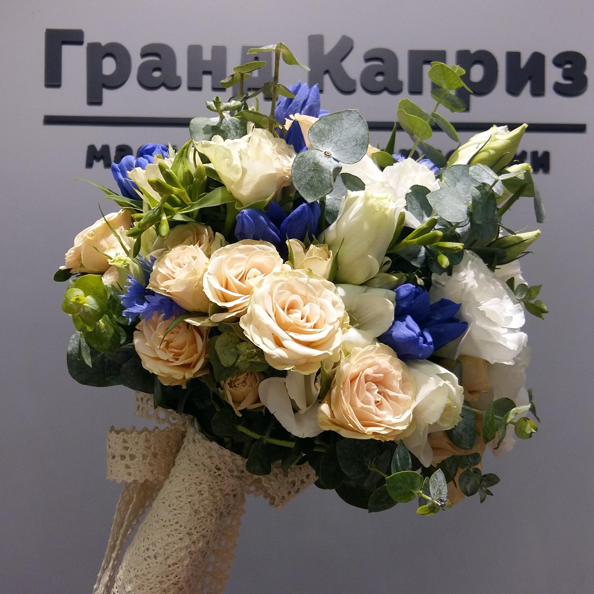 Букет невесты №13