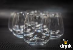 Набор из 6 стаканов для виски Alizee, 400 мл, фото 3