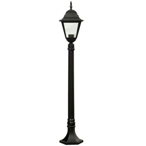 Садово-парковый светильник FERON 4210 100W 230V E27 черный