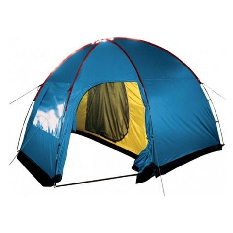 Кемпинговая палатка Sol Anchor 4 (синий)