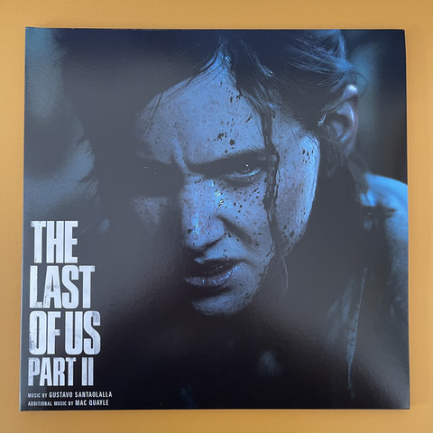 OST ‎– The Last Of Us Part II