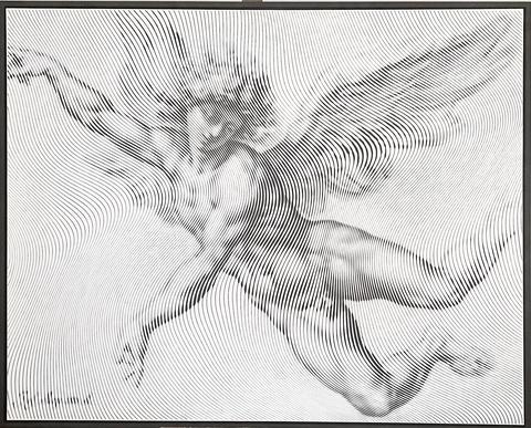 Angel (after Guiseppe Cesari)