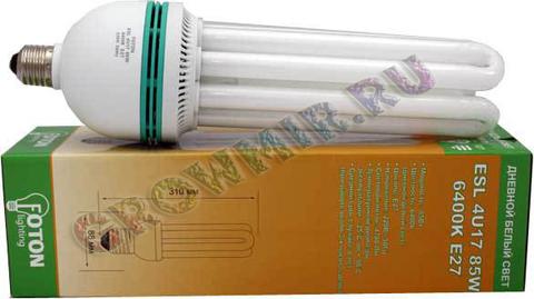 Энергосберегающая лампа Foton Lighting 65 Вт