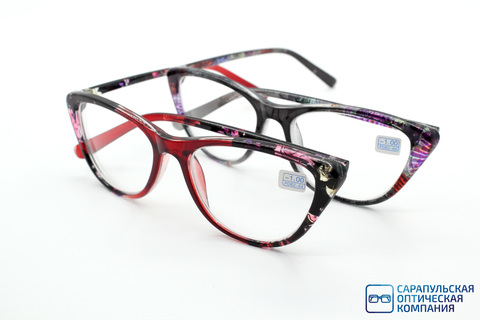 Очки готовые для зрения FABIA MONTI пластик ML006V05