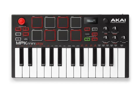 AKAI MPK Mini Play USB-MIDI контроллер