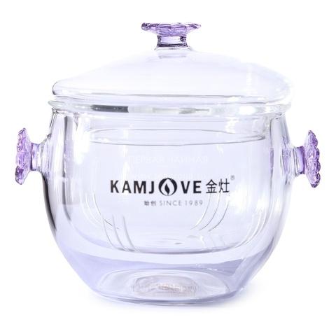 Заварочная чашка с колбой Kamjove, 200мл