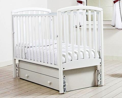 Детская кроватка Гандылян Дашенька маятник универсальный