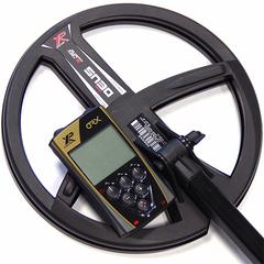 Металлоискатель XP ORX с катушкой 28см X35, Без наушников, Блок