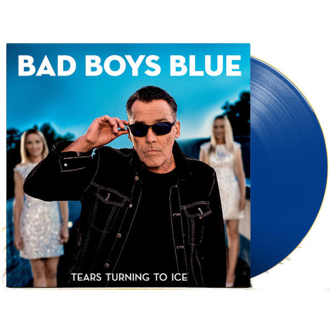 Bad Boys Blue / Tears Turning To Ice (Limited Edition)(Coloured Vinyl)(LP)