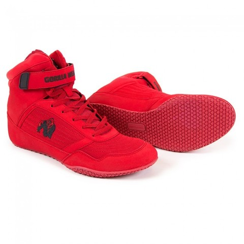Кроссовки Women's High Tops Red