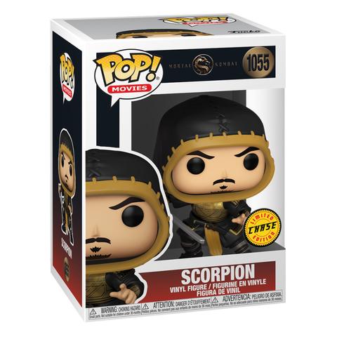 Фигурка Funko POP! Movies Mortal Kombat Scorpion Chase (MT) 53852