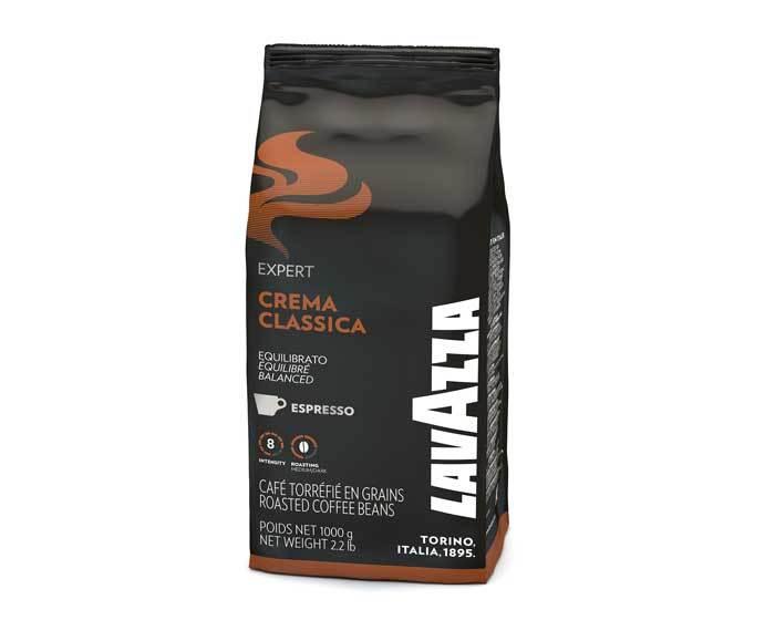 Кофе в зернах LavAzza Crema Classica Expert, 1 кг