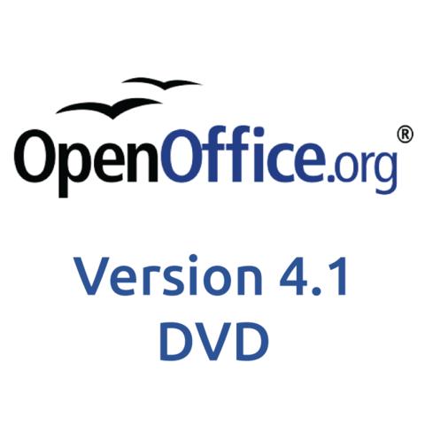 Apache OpenOffice 4.1 (с лицензионным договором присоединения)