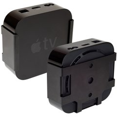 Крепление HIDEit для Apple TV 4K на стену для Apple TV сталь черный цвет