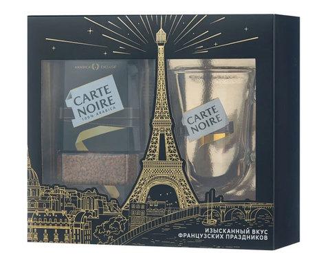 купить подарочный набор кофе растворимый Carte Noire Original с чашкой