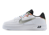 Nike Air Force 1 Low React 'White/Glow-Black-Multi-color'