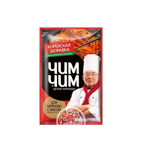 Корейская заправка для моркови с мясом ЧИМ ЧИМ 60г