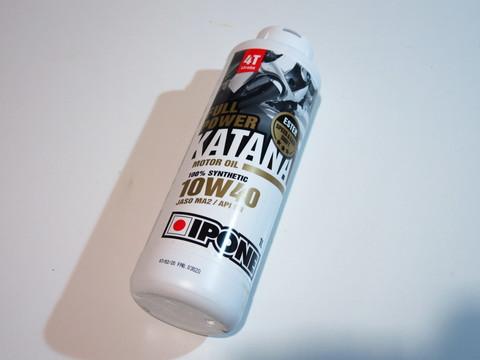 Моторное масло Ipone Katana 10w-40 1L