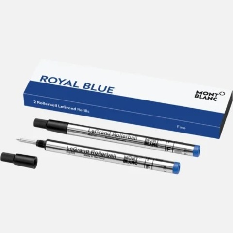 Стержни для роллера LeGrand (F), Royal Blue