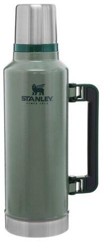 Термос Stanley Classic (1,4 литра), темно-зеленый
