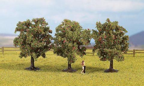 Яблони - 3шт, (8 см)