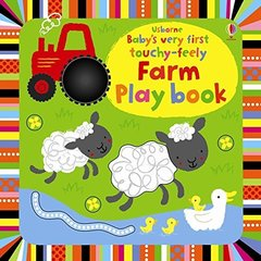 Baby's Very First Play Book: Farm (board book)