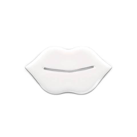 Коллагеновая маска для губ, с экстрактом жемчуга